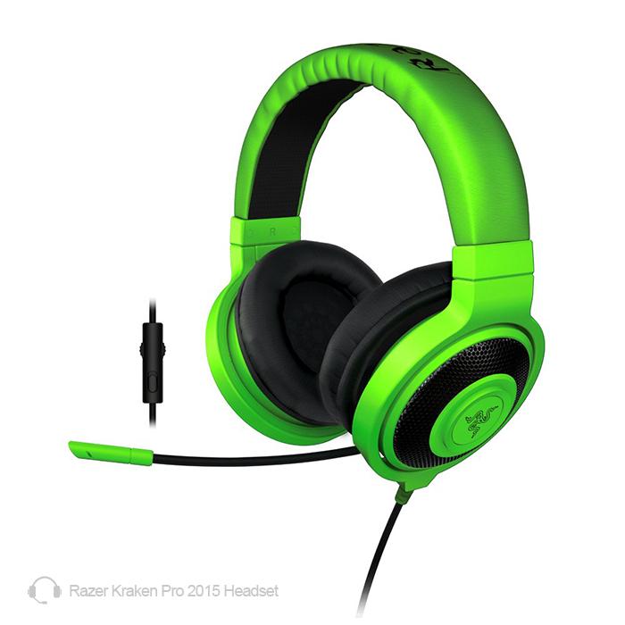 هدست گیمینگ Razer Kraken Pro 2015 Headset