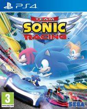 دانلود بازی Team Sonic Racing برای PS4