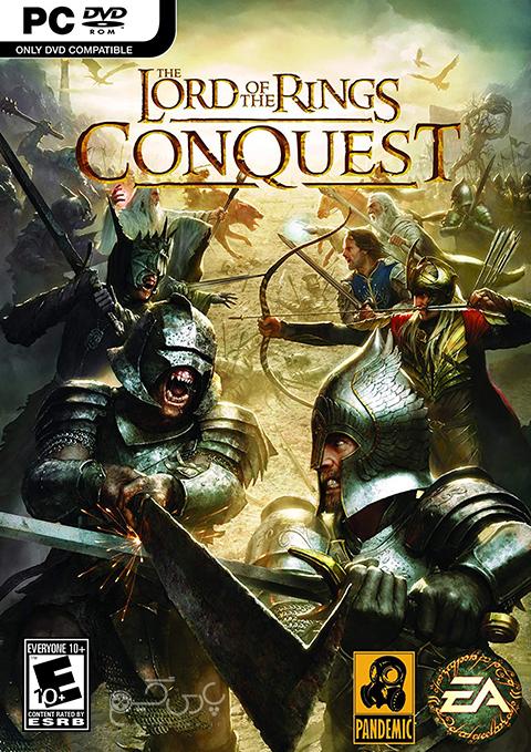 دانلود بازی The Lord of the Rings Conquest برای PC