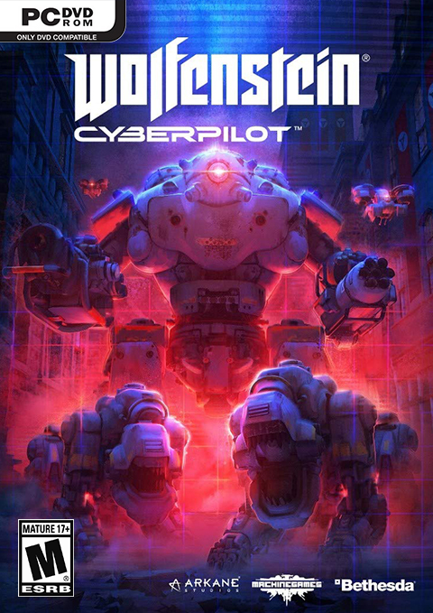 دانلود بازی Wolfenstein Cyberpilot – International Version برای PC