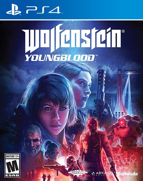 دانلود بازی Wolfenstein Youngblood برای PS4