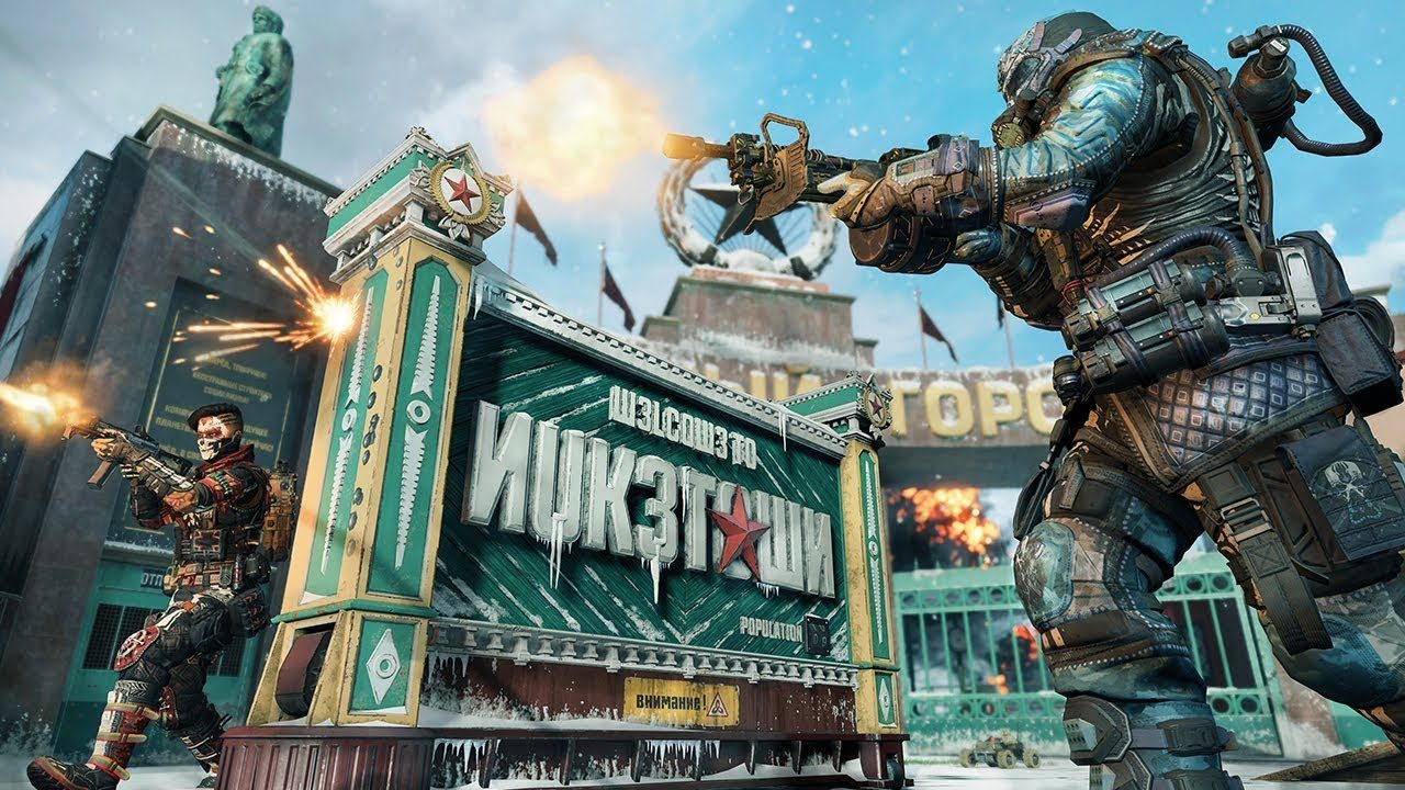 nuketown call of duty black ops 4