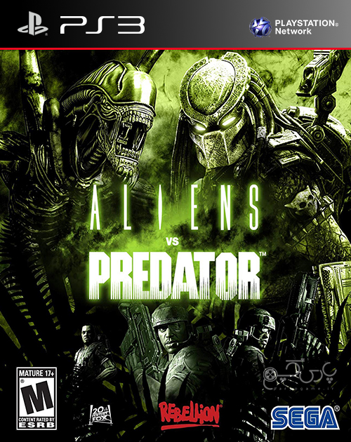 دانلود بازی Aliens vs. Predator برای PS3