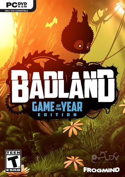 دانلود بازی Badland Game of the Year Edition برای PC
