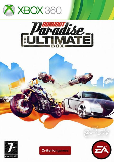 دانلود بازی Burnout Paradise برای XBOX 360