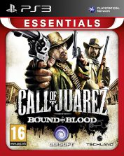 دانلود بازی Call of Juarez Bound in Blood برای PS3