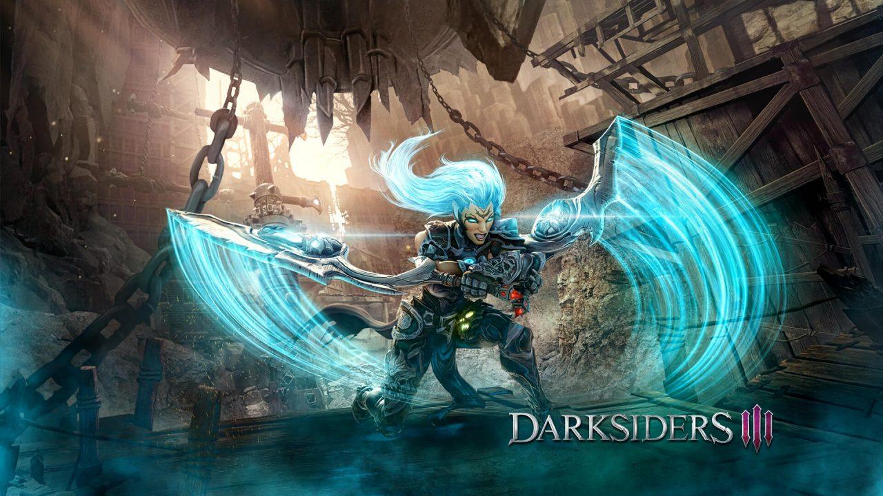 Dark Siders 3