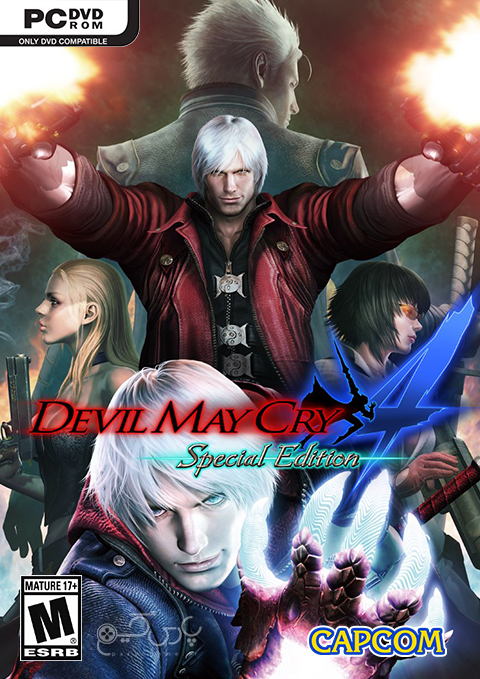 دانلود بازی Devil May Cry 4 Special Edition برای PC