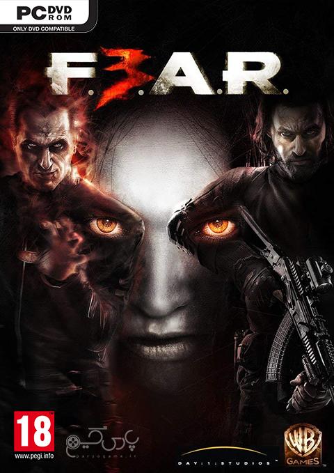دانلود بازی F.E.A.R. 3 برای PC
