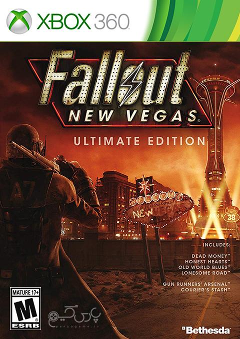 دانلود بازی Fallout New Vegas برای XBOX 360