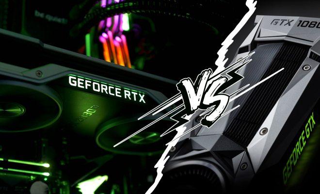 GeForce RTX 2070 یا GTX 1080