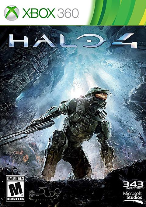 دانلود بازی Halo 4 برای XBOX 360