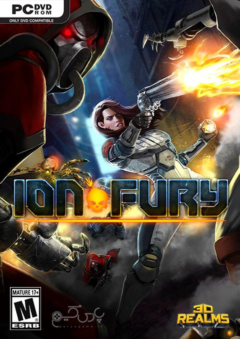 دانلود بازی Ion Fury برای PC