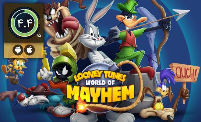 دانلود بازی Looney Tunes™ World of Mayhem - Action RPG برای اندروید و آیفون
