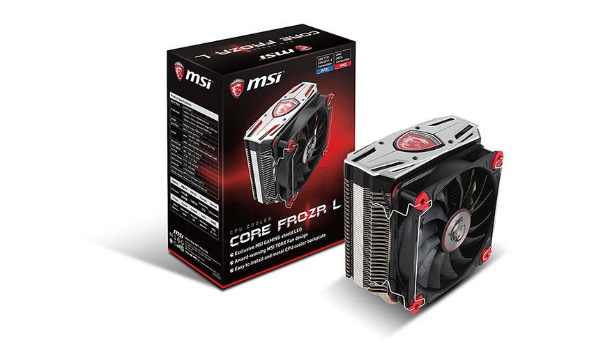 MSI Core Frzor L