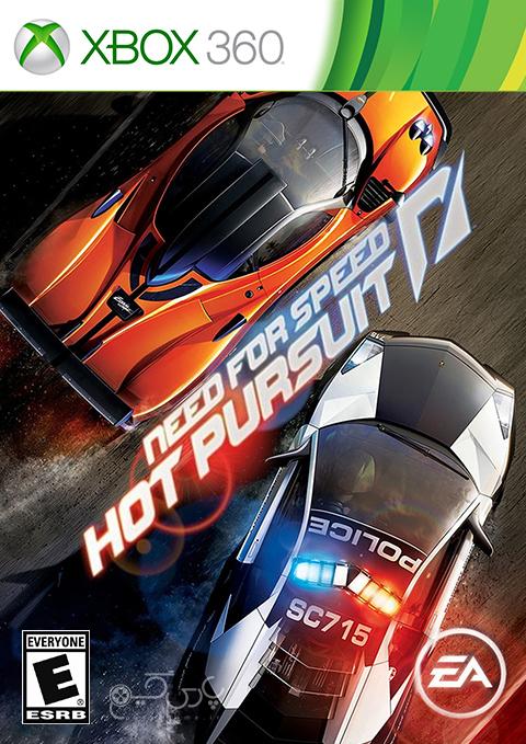 دانلود بازی Need For Speed Hot Pursuit برای XBOX 360
