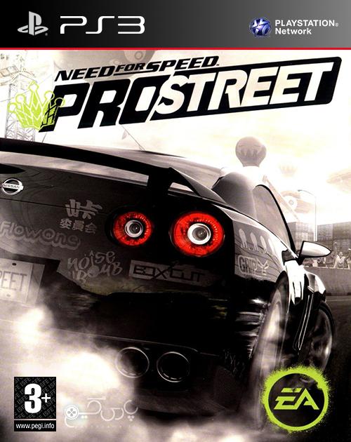 دانلود بازی Need for Speed ProStreet برای PS3