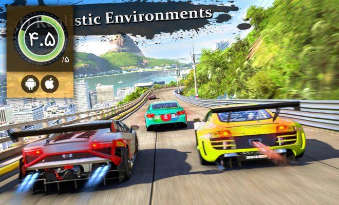 دانلود بازی Rally Fury - Extreme Racing برای اندروید و آیفون