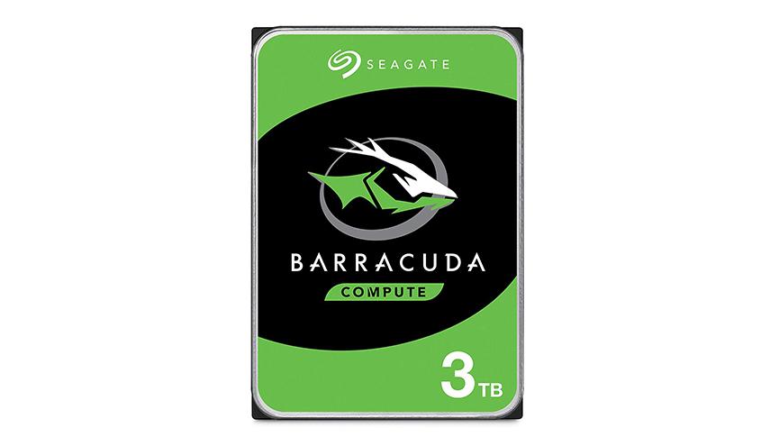 Seagate Barracuda 3TB 7200 RPM