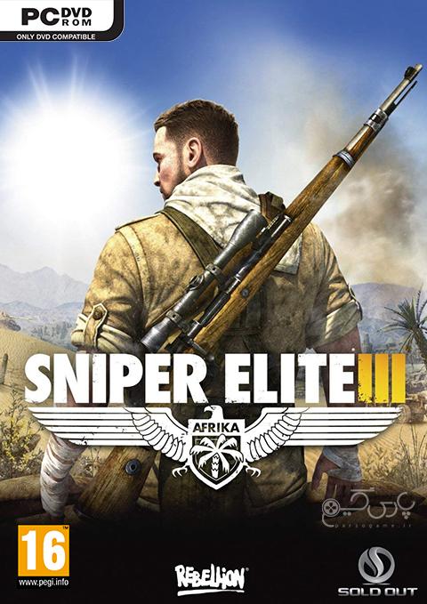 دانلود بازی Sniper Elite 3 برای PC