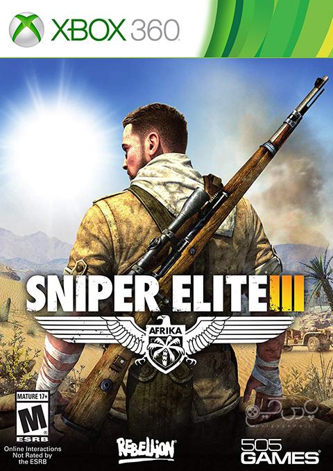 دانلود بازی Sniper Elite 3 برای XBOX 360