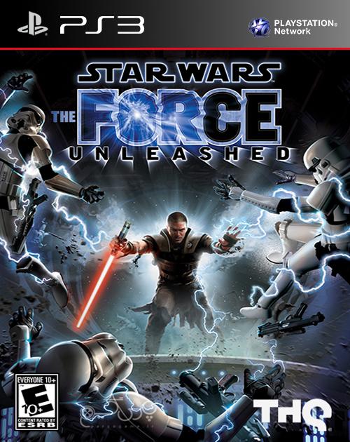 دانلود بازی Star Wars: The Force Unleashed برای PS3