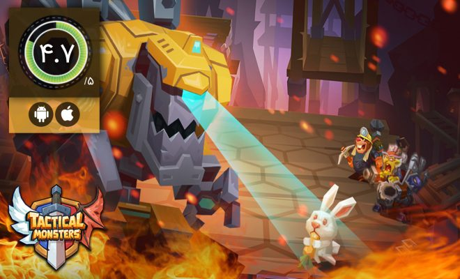 دانلود بازی Tactical Monsters Rumble Arena برای اندروید و آیفون