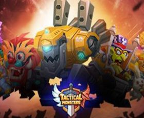 Tactical Monsters Rumble Arena -Tactics & Strategy
