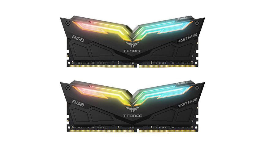 Team Group T-Force Night Hawk LED 32GB DDR4 3200 MHZ CL16