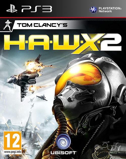 دانلود بازی Tom Clancy's H.A.W.X 2 برای PS3