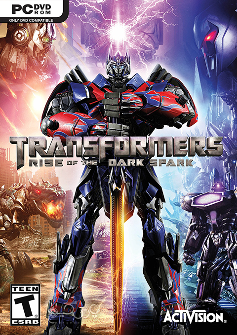 دانلود بازی Transformers Rise of the Dark Spark برای PC
