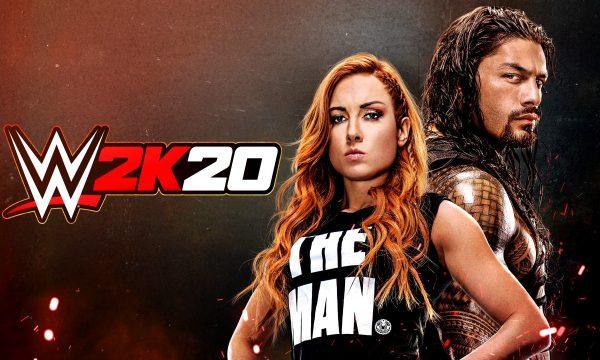 WWE-2K20