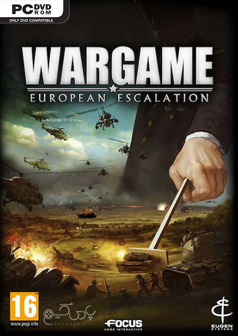 دانلود بازی Wargame European Escalation برای PC