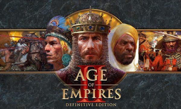 Age of Empires II Horizontal RGB Key Art