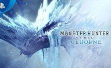 monster hunter world iceborne