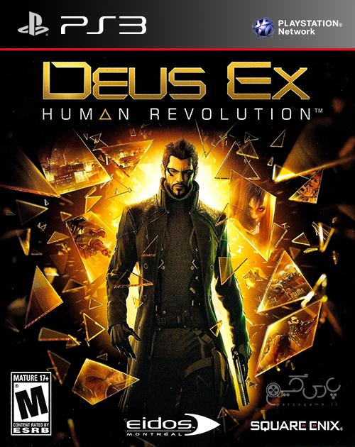 دانلود بازی Deus Ex Human Revolution برای PS3