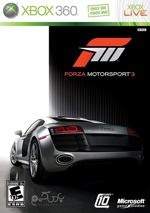 دانلود بازی Forza Motorsport 3 برای XBOX 360