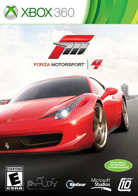 دانلود بازی Forza Motorsport 4 برای XBOX 360