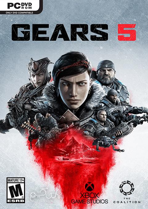 دانلود بازی Gears 5 برای PC