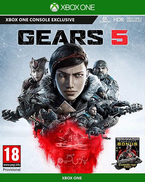 دانلود بازی Gears 5 برای XBox One