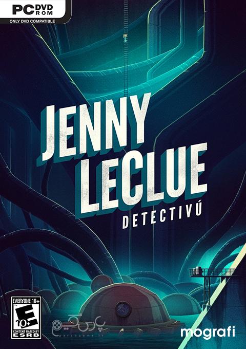 دانلود بازی Jenny LeClue Detectivu برای PC