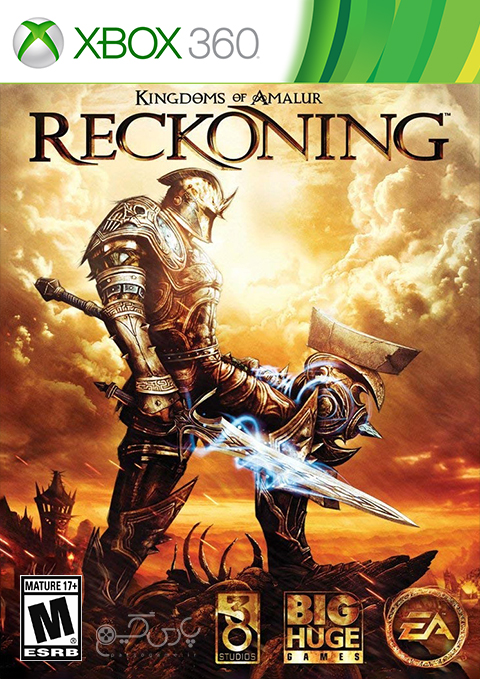 دانلود بازی Kingdoms of Amalur Reckoning برای XBOX 360