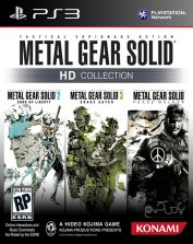 دانلود بازی Metal Gear Solid HD Collection برای PS3