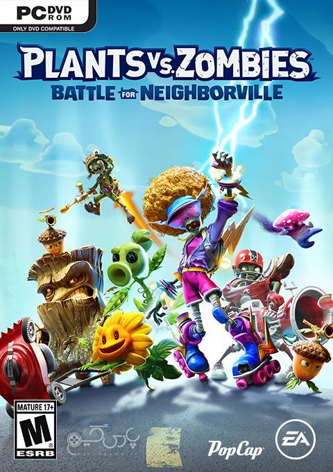 دانلود بازی Plants vs. Zombies Battle for Neighborville برای PC