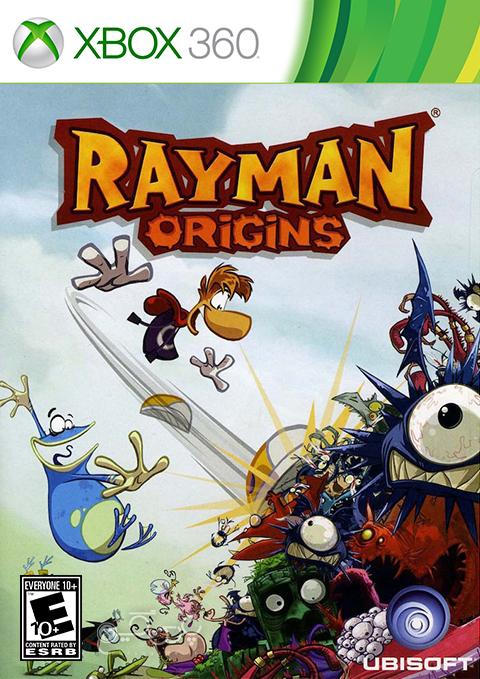 دانلود بازی Rayman Origins برای XBOX 360
