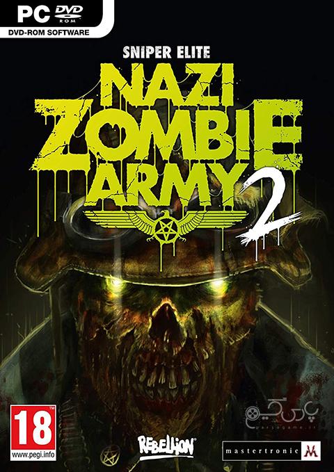 دانلود بازی Sniper Elite Nazi Zombie Army 2 برای PC