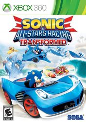 دانلود بازی Sonic & All-Stars Racing Transformed برای XBOX 360