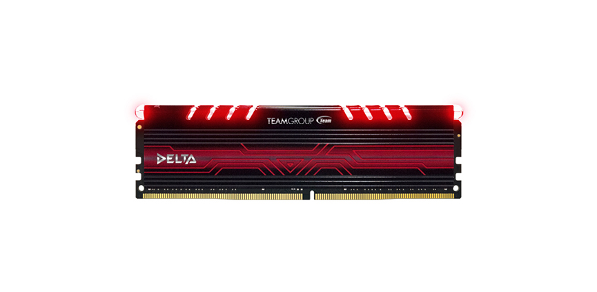 Team Group Delta RED LED 24GB DDR4 2400 CL15