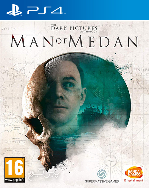 دانلود بازی The Dark Pictures Man of Medan برای PS4