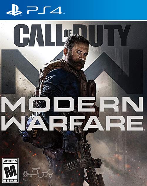 دانلود بازی Call of Duty Modern Warfare برای PS4